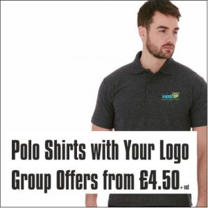 UX1 Group Polo Shirts Offer