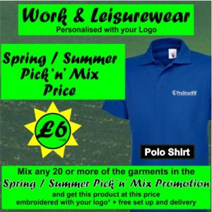 Spring Pick n Mix Polo shirt