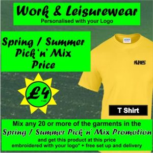 Spring Pick n Mix T shirt