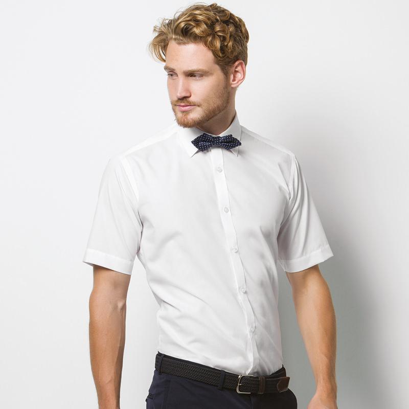 93a5043f20 Slim fit business shirt short sleeve